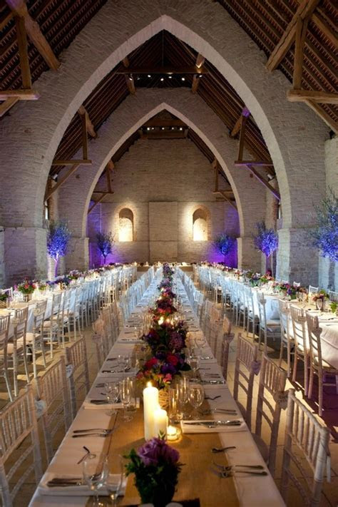 Tithe Barn, Petersfield, Hampshire,England, as a wedding