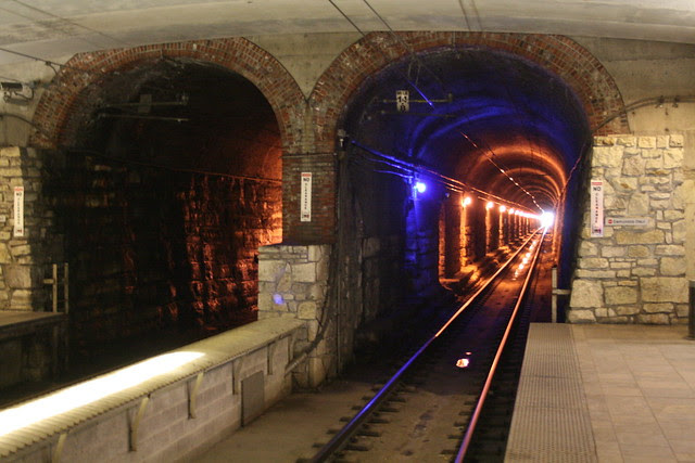 St Louis Subway Tunnel Flickr Photo Sharing