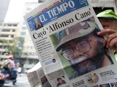En 2008 Colombia anunció la muerte de alias Raúl Reyes, en 2010 la de alias el Mono Jojoy y en 2011 la de alias Alfonso Cano. Foto: AFP