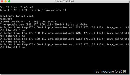 Veertu running VM