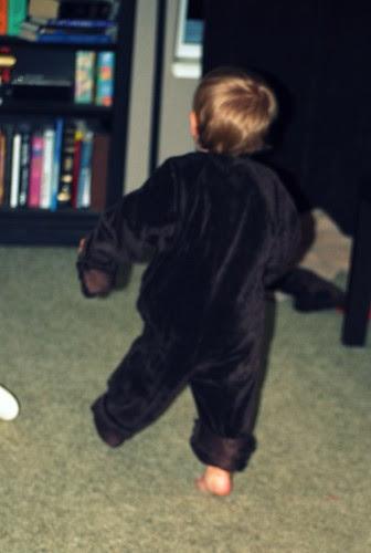 costume wip running