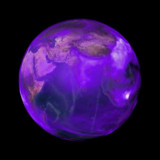 Black carbon on September 26, 2009 - global view