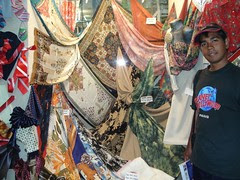 Tudung-Tudung Yang Lawa Di Dalam Koza Han, Bursa, Turkey