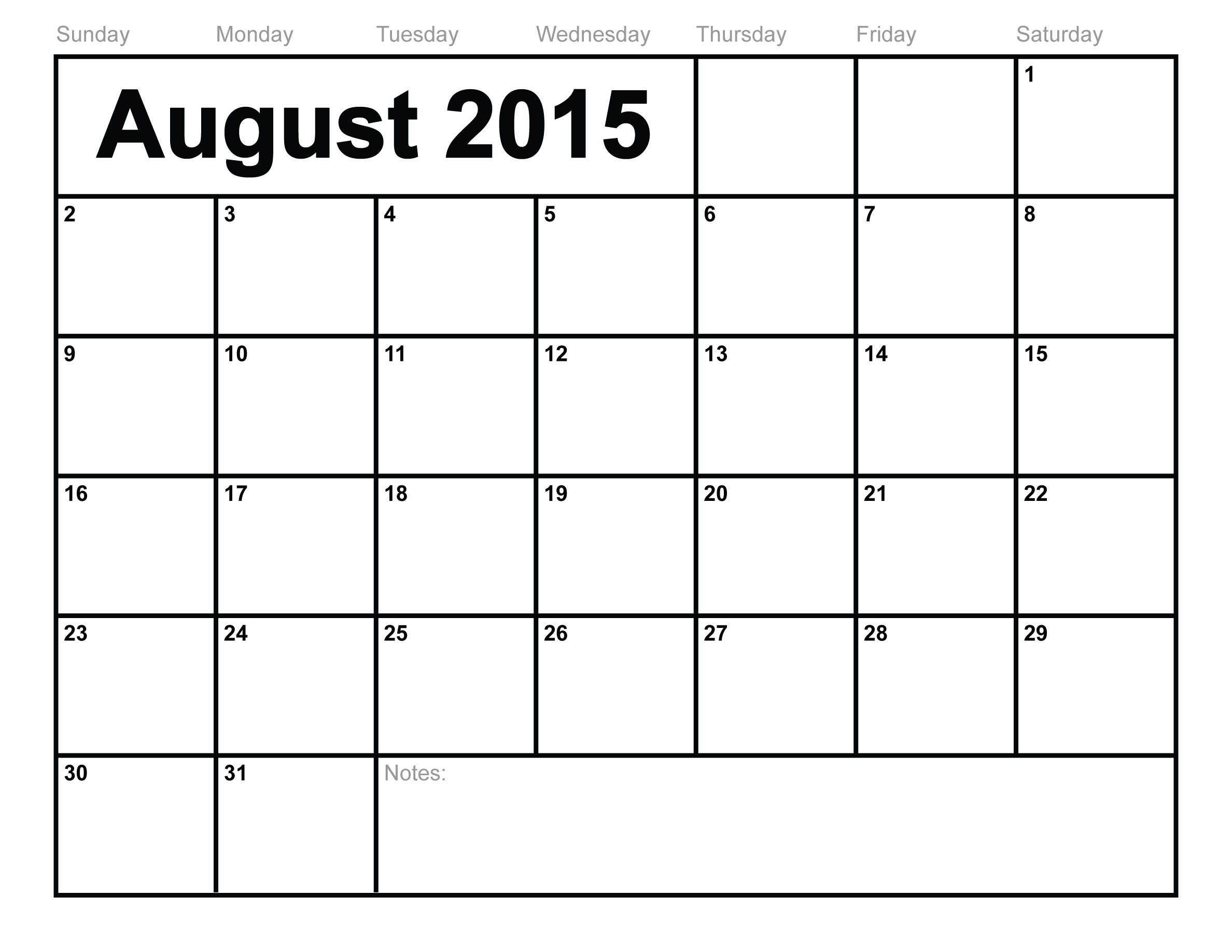to fill in blank monthly calendar template 2015 august 2015 calendar printable free blank calendar 2015 IqOClf