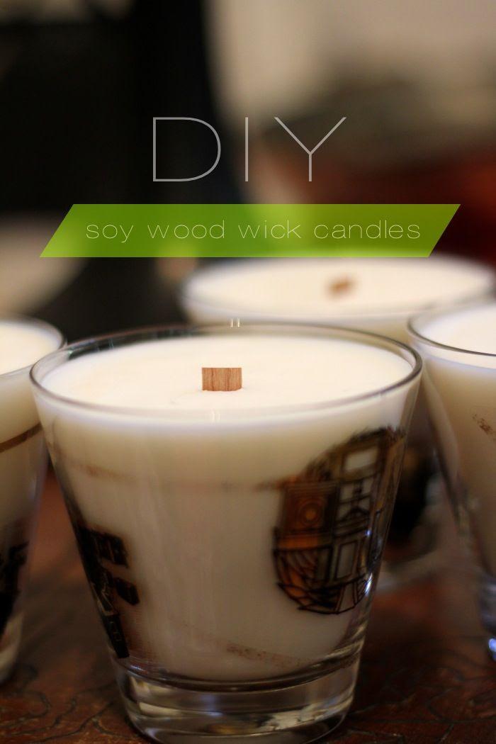 20 Homemade Candle Ideas - Pretty Designs