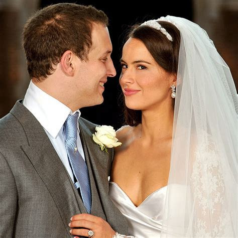 Look back at Lord Frederick Windsor's wedding to Sophie