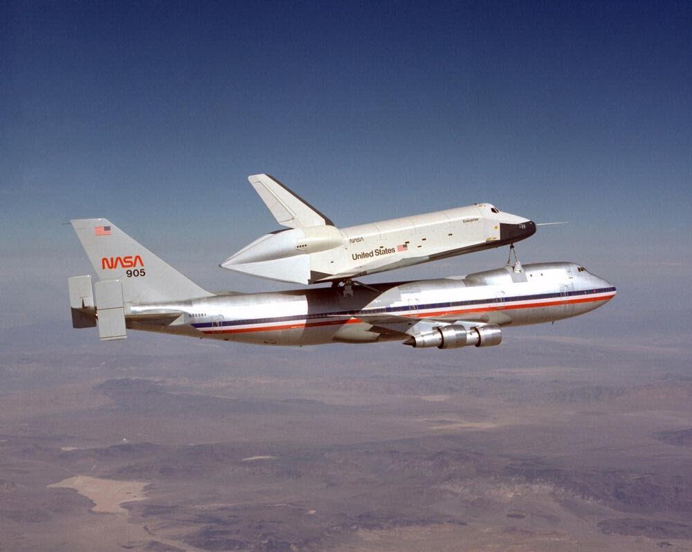 Feb18-1977_shuttle_first_flight