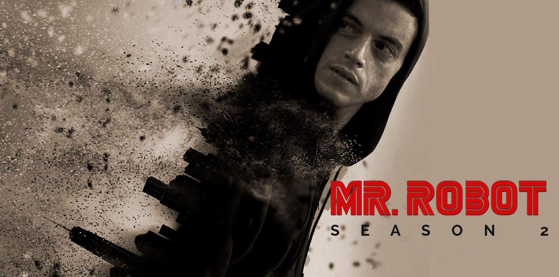 Resultado de imagem para Mr. Robot season 3 posters