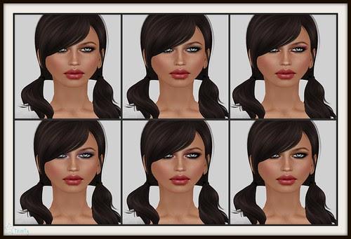 Tuli Zoe eye makeup options