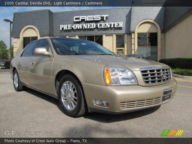 Light Cashmere - 2005 Cadillac DeVille DHS - Cashmere ...