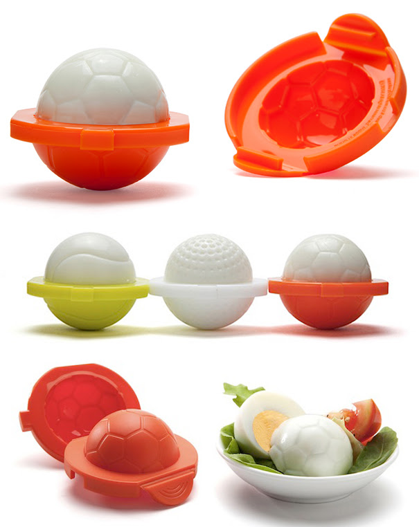 Sports Balls Egg Shapers
