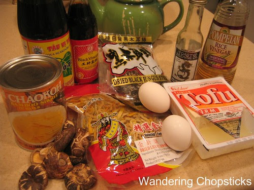 Chinese Hot and Sour Soup 2