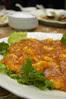 天然海老のチリソース煮上海蟹風味, 南国酒家, 渋谷桜ヶ丘店
