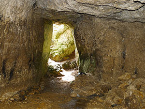 Соколовская пещера