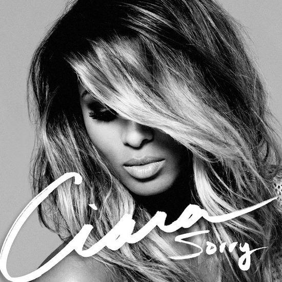 Sorry (Single Cover), Ciara