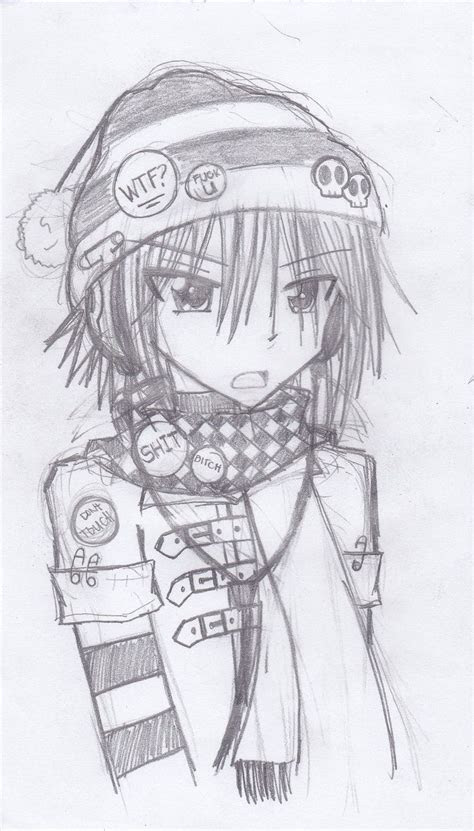 neko drawings anime drawings  neko hibi drawings