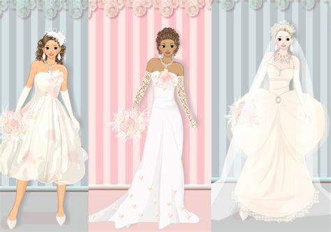 Wedding day dress up game by Pichichama on DeviantArt