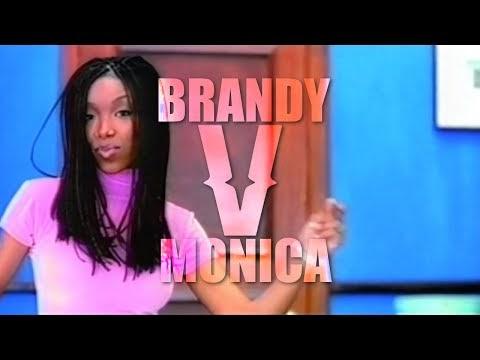 Brandy vs Monica Verzuz Trailers