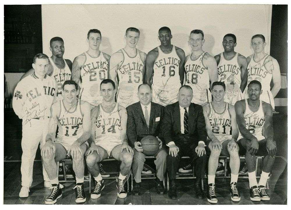 Boston Celtics (1958-59)