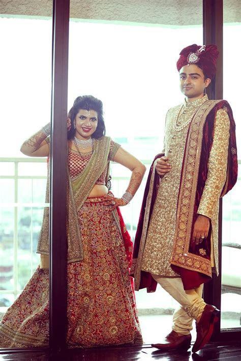 Kamali and Nikhil   Grooms Outfits   Sherwani groom