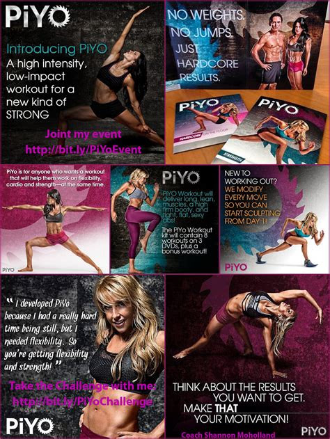 piyo event coach moholland