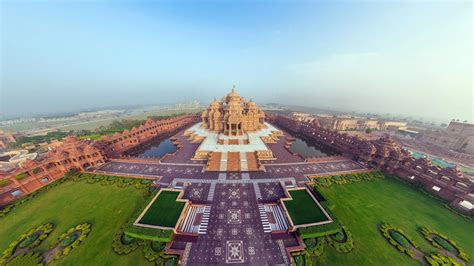 full hd wallpaper akshardham travel attractions giant