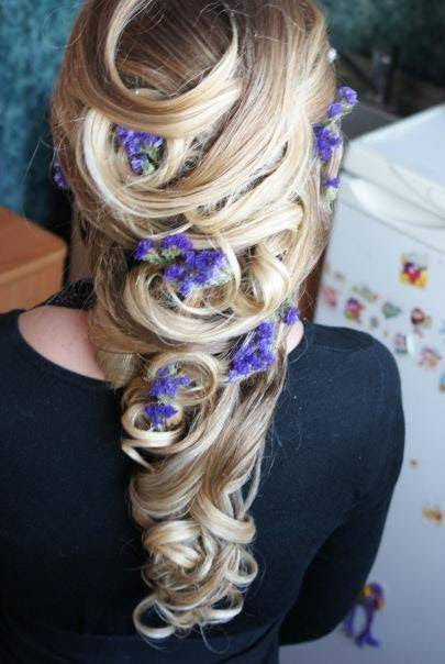 Christmas Hairstyles Trendy ideas and New Year's Eve ...