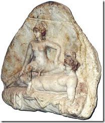 Museum_Nazionale_Napoli, Relief_From_Pompeji