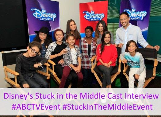 Disney's Channel Stuck in the Middle Cast Interview