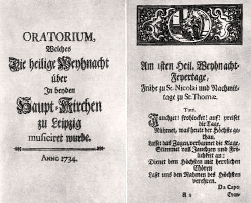 Capa original da partitura