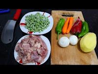 Tavuklu Bezelye Yemeği Tarifi - Kolay Doğal Yemek Tarifleri