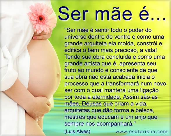 mensagens de dia das mães para facebook