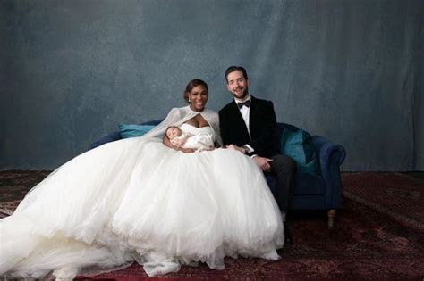 serena williams wedding  alexis ohanian