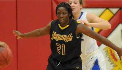 Junior forward Robin Keke led the Firebirds with 11 points.