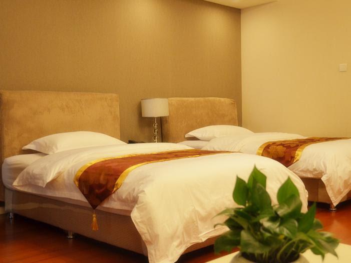 Review JiuDuHui Apartment Hotel