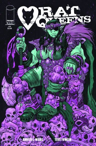 Rat Queens Special: Braga #1 (Cover A - Fowler & Upchurch)