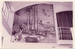 GMH Mural, Transport Past