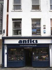 Antics, Gloucester
