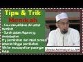 Tips \u0026 Trik Menikah Ustadz Adi Hidayat, Lc, MA YouTube