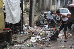 Garbage Porn Fills The Pussy With Scorn by firoze shakir photographerno1