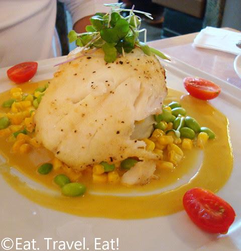 Sesame Grill: Fish