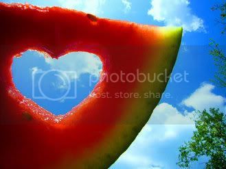 heart watermelon Pictures, Images and Photos
