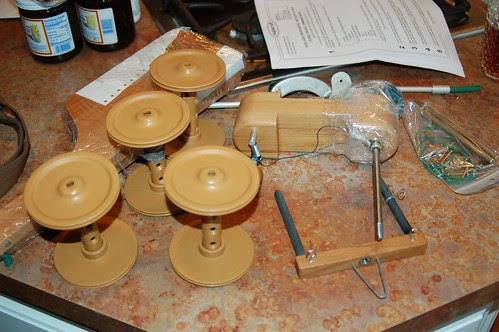 Spindels and parts