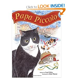 Papa Piccolo Families, Fatherhood Children's Book)