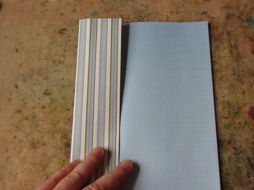 Origami Shirt Card & Tie 002