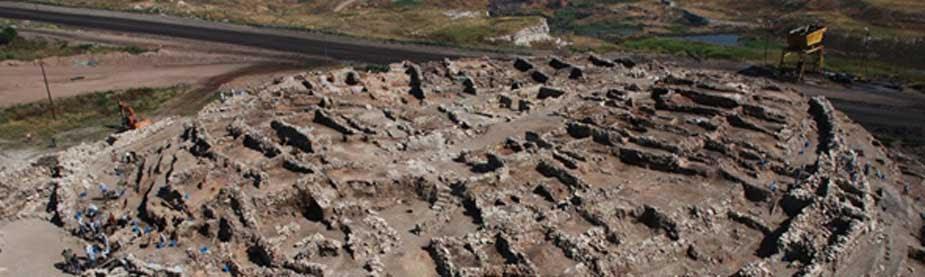 El tejido cerebral de la Edad del Bronce fue descubierto en Seyitömer Höyük, Turquía. (Open Context)