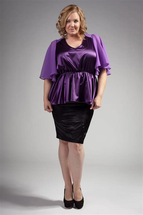 purple  size formal blousesplus size dressesdressesss