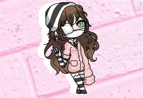 anime drawings gacha life