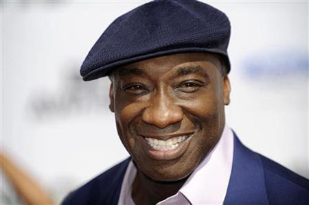 Actor Michael Clarke Duncan arrives at the 2010 BET Awards in Los Angeles June 27, 2010. REUTERS/Gus Ruelas/Files
