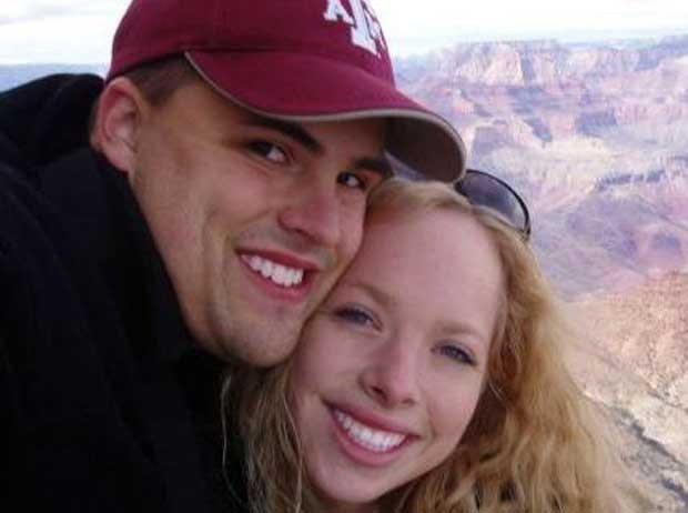 Rapaz se mata com tiros logo após sua mulher dar à luz em um hospital de Houston, nos EUA (Foto: Reprodução/ Facebook  Kendra Nobles)